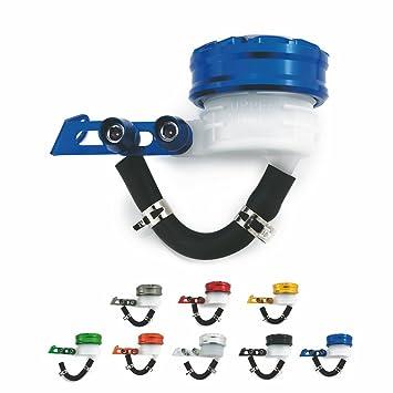 Heinmo Universal CNC Freno delantero Embrague Cubierta de aceite Tallado Cilindro maestro Depósito de líquido Freno