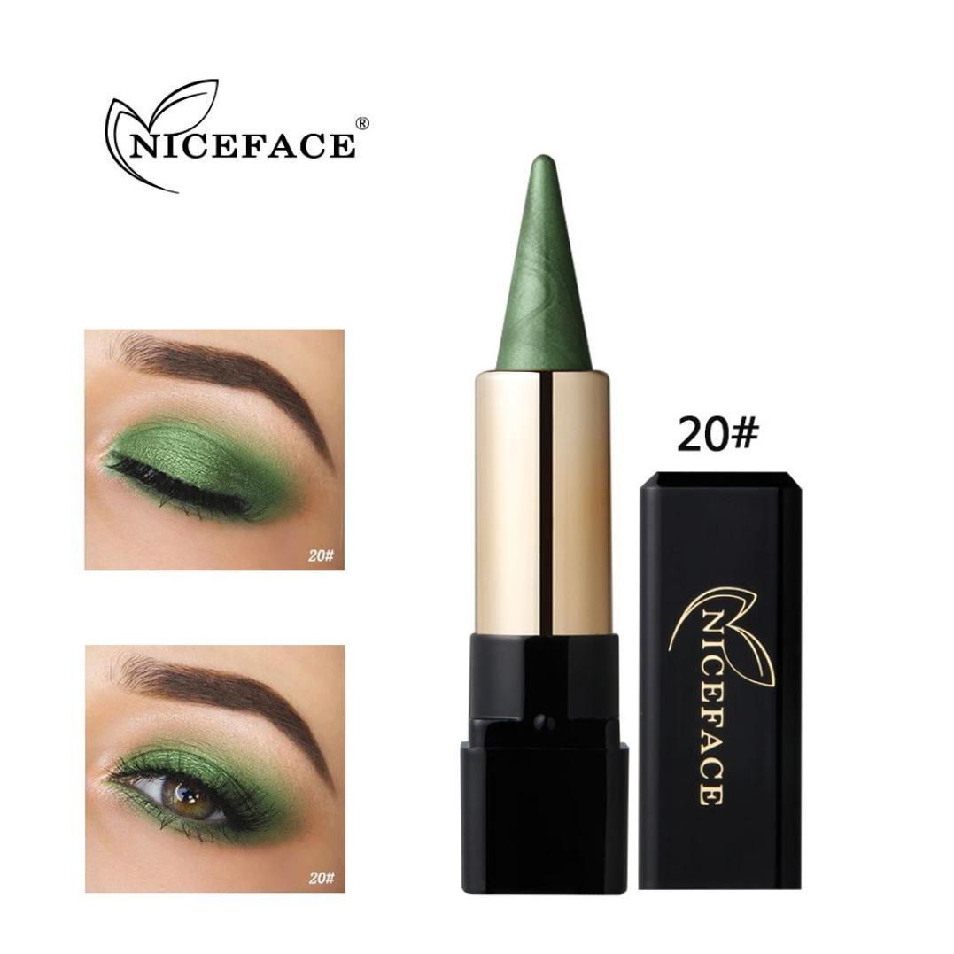 Gel Eye Shadow Makeup Waterproof Eyeliner Cream by DMZ (T)