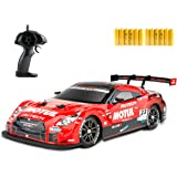 GT RC Sport Racing Drift Car Hight Speed Drift Vehicle 1/16 RC Car for Adults Kids Gifts, 4WD RTR Vehicle with 12…