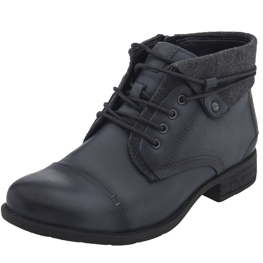 Earth Women's Rexford Ankle US|Admiral Boot B06X91ZR6V 7 B(M) US|Admiral Ankle Blue Full Grain Leather 4e1493