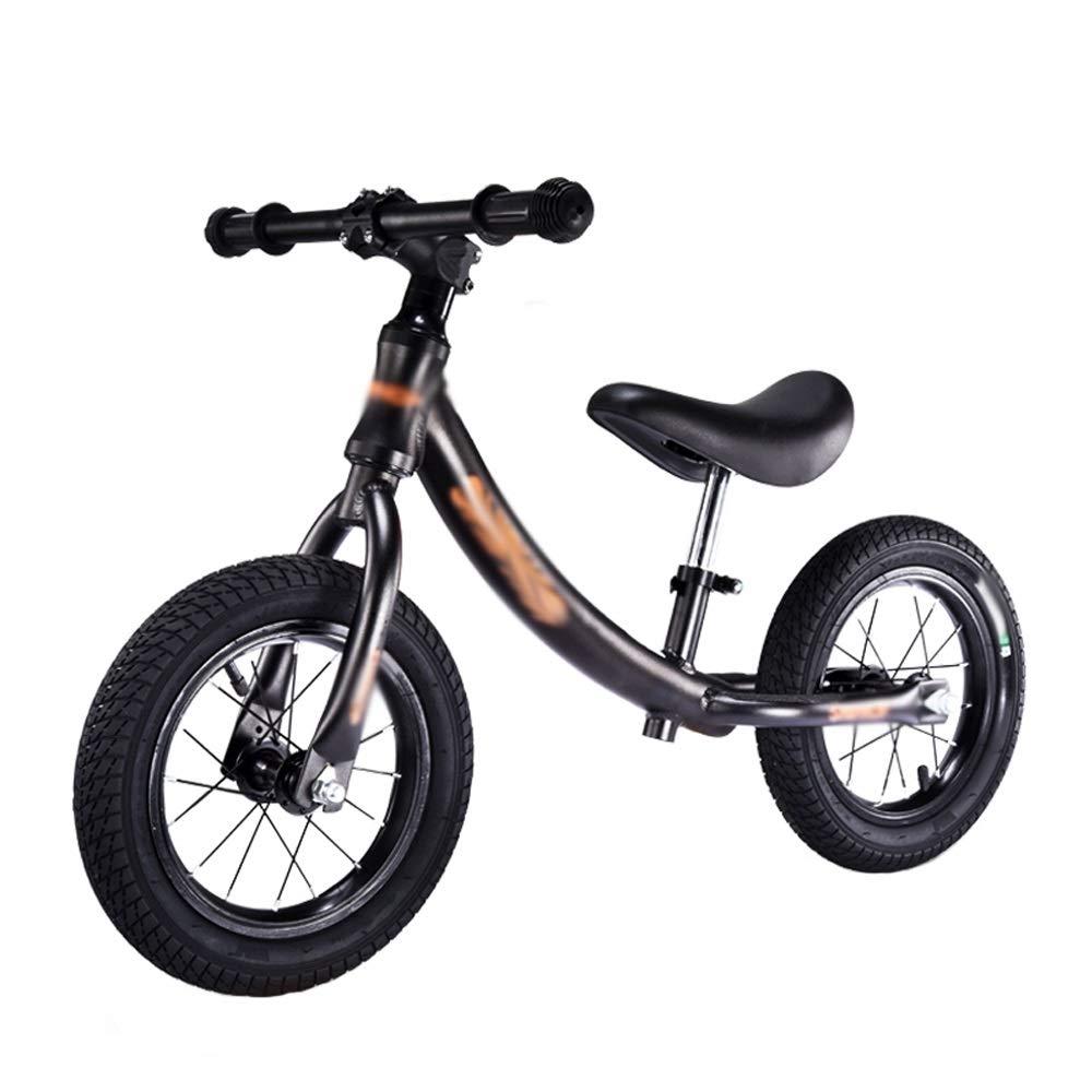 caliente E Jian E Bicicleta equilibrada para niños - - - Bicicleta sin pies 12 Asiento Ajustable para Llantas para Estilos de 2 a 8 años (Color   A)  marca en liquidación de venta