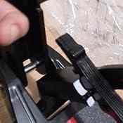 Momodesign MD-FS65R Patinete eléctrico 18 kmh Negro, Rojo - Patinetes eléctricos (18 kmh, 100 kg, Negro, Rojo, Estado de Carga de la batería, ...