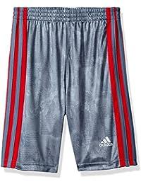 Big Boys' Athletic Short, Raw Steel, X-Large