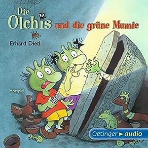 Die Olchis und die grüne Mumie Hörspiel