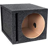 ATrend 12SQV Enclosure (12 Single Vented Square Box)