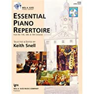 GP458 - Essential Piano Repertoire of the 17th, 18th, & 19th Centuries Level 8