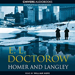 Homer and Langley Audiobook