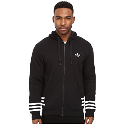 adidas Men's Originals Street Graphic Full-Zip Hoodie