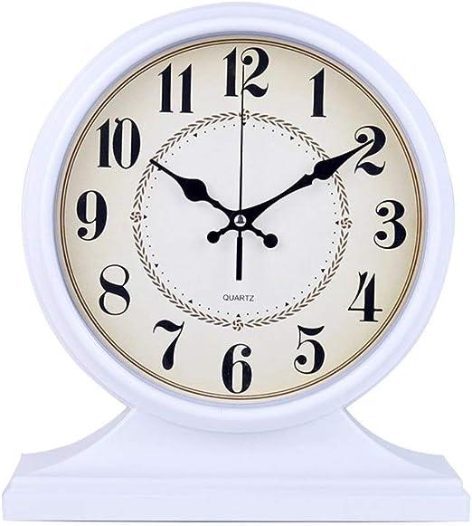 Reloj de péndulo de sobremesa de Mesa de Sala de Estar Grande de ...