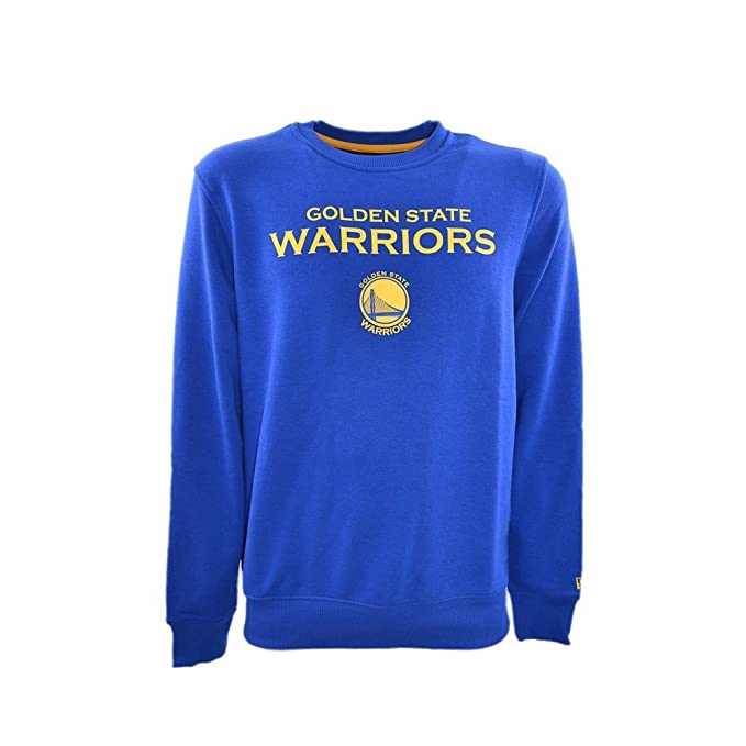 Nueva Era golden state warriors nba, diseño de punta off sudadera azul, XX-Large: Amazon.es: Deportes y aire libre
