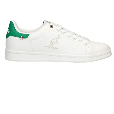 san francisco dc905 eb7c3 AUSTRALIAN AU436U Scarpa Uomo 117 Bianco,44: Amazon.it ...