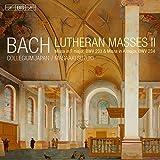 Bach:Lutheran Masses II [Bach Collegium Japan; Masaaki Suzuki] [BIS: BIS2121]