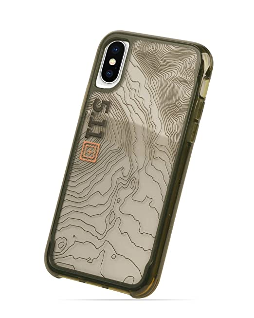hot sales f3ae3 47d07 Amazon.com: Griffin, iPhone x Clear Case, Survivor: 5.11 Tactical ...