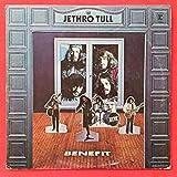 JETHRO TULL Benefit LP Vinyl VG Cover VG+ Reprise RS 6400