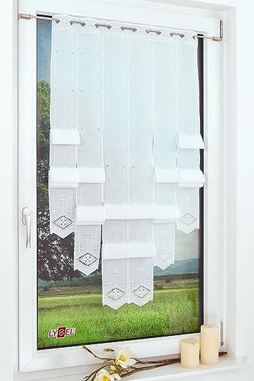 Panneaux Küche | Lysel Panneaux Panneaux Blumenraute Bx H 154cm 140cm Weiss