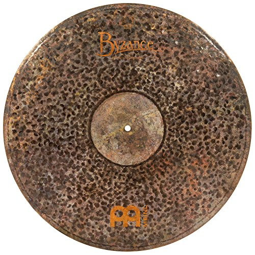 Meinl Cymbals B22EDTR Byzance 22-Inch Extra Dry Thin Ride Cymbal (VIDEO)