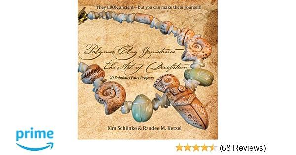 3a1a2c29ade Polymer Clay Gemstones  The Art of Deception  Kim Schlinke