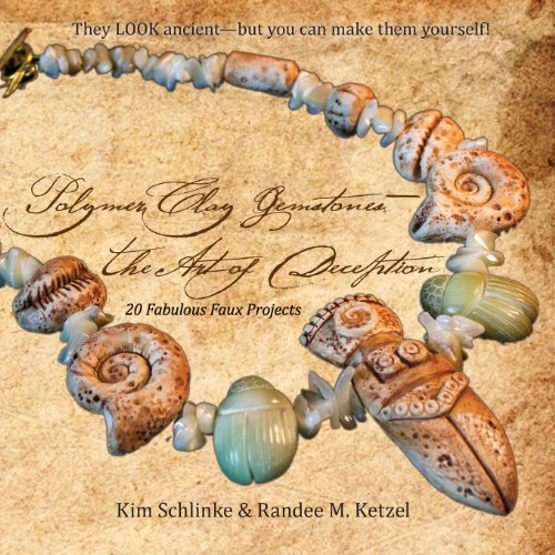 Polymer Clay Gemstones: The Art of Deception