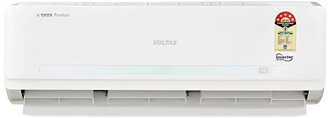 eb6be81a262 Image Unavailable. Image not available for. Colour  Voltas 1.5 Ton 5 Star  Inverter Split AC ...