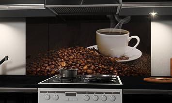 Kuchenruckwand Folie Selbstklebend Heisser Kaffee Klebefolie In