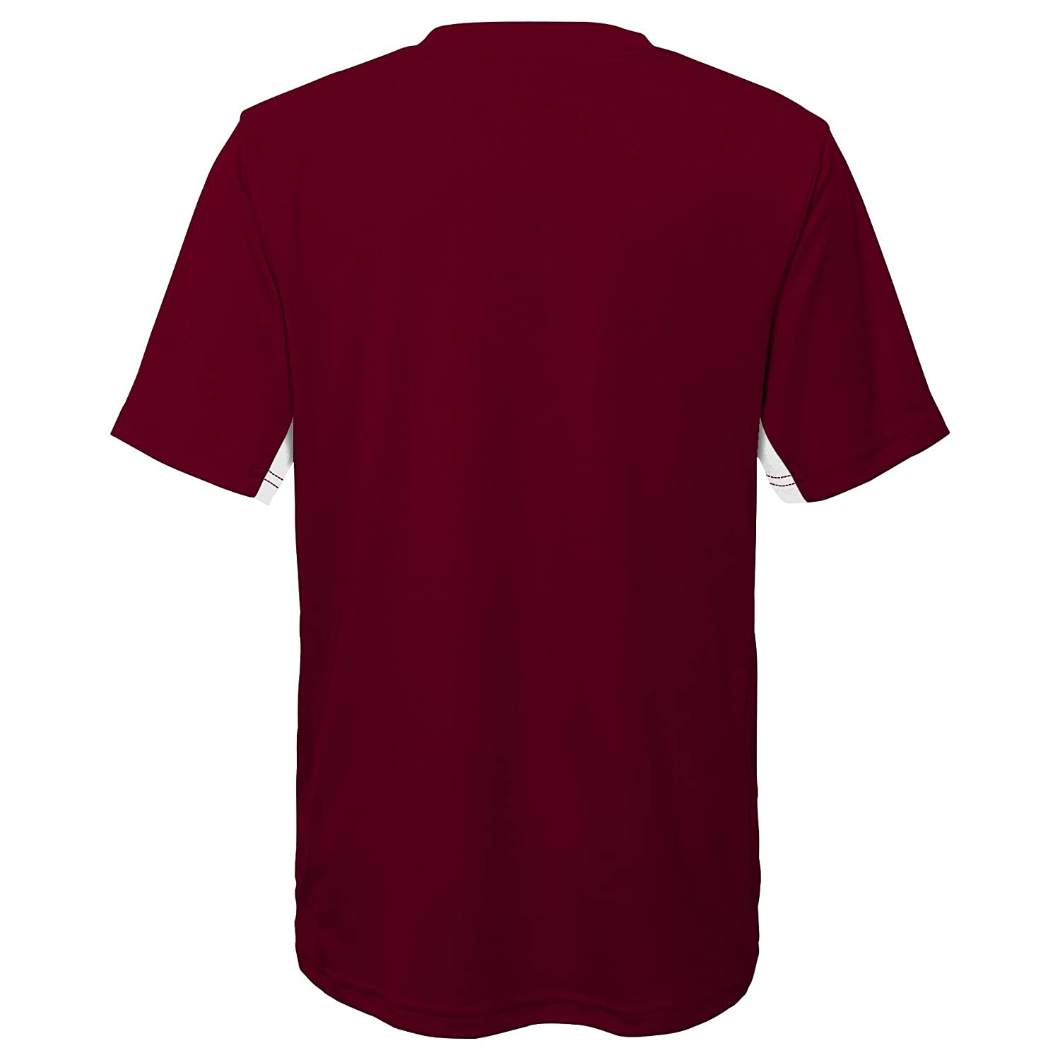 Maroon Youth X-Large 18 NCAA by Outerstuff NCAA Texas A/&M Aggies Youth Boys Mainframe: Short Sleeve Performance Top
