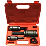 MILLION PARTS 3pc Tail Pipe Tailpipe Expander 1-1/18' to 3-1/2' Exhaust Muffler Spreader Tool Set
