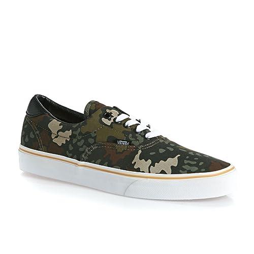 6bef1d85 Vans Era 59 (Floral Camo) Army Men's Classic Skate Shoe (8): Amazon ...