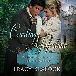 Courting Misfortune Audiobook