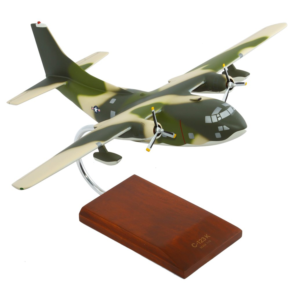 Mastercraft Collection Fairchild C-123J Model Provider Model C-123J Scale:1/72 10c743