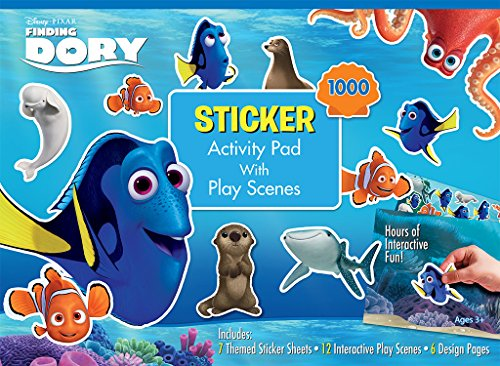 Finding Dory Sticker Activity Pad
