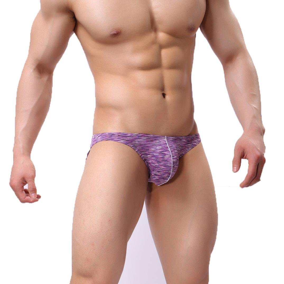 Ximandi Mens Hip-Hugger Underwear Soft Briefs Choose Counts by Yourself