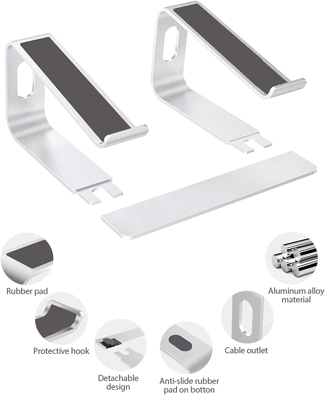 Laptop Cooling Bracket Aluminum Alloy Desktop Increased Rack ...