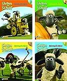 Shaun das Schaf, Mitmach-Minis. Nr.1-4
