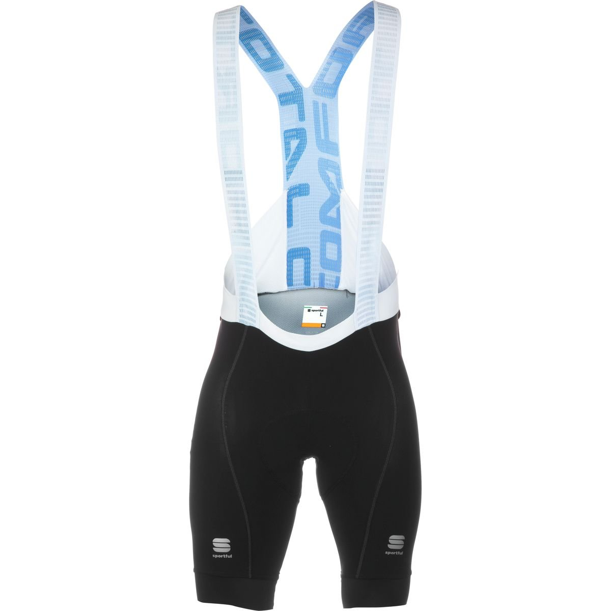 Sportful Super Total Comfort Bib Short - Men's Black, M