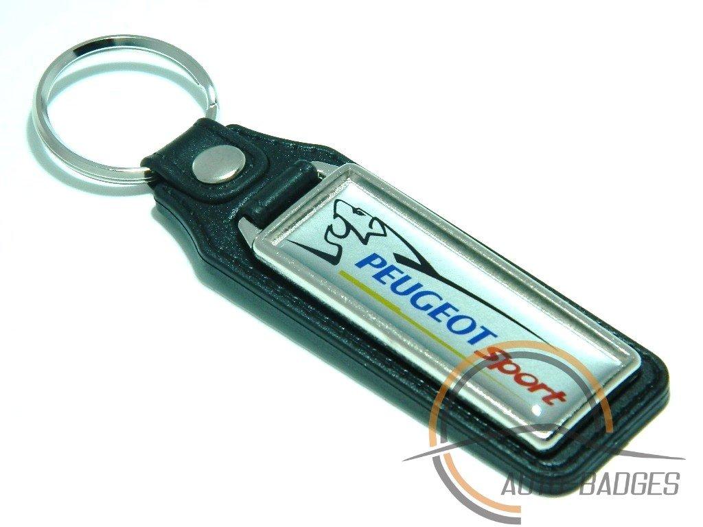 auto-badges Peugeot Sport Keyring Peugeot 5008 307 407 607 ...