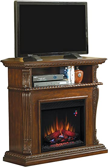 Amazon.com: ClassicFlame Corinth Wall or Corner Infrared Electric ...