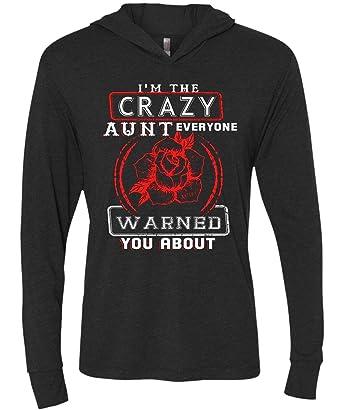 b97a7324051c Amazon.com  I m The Crazy Aunt T Shirt