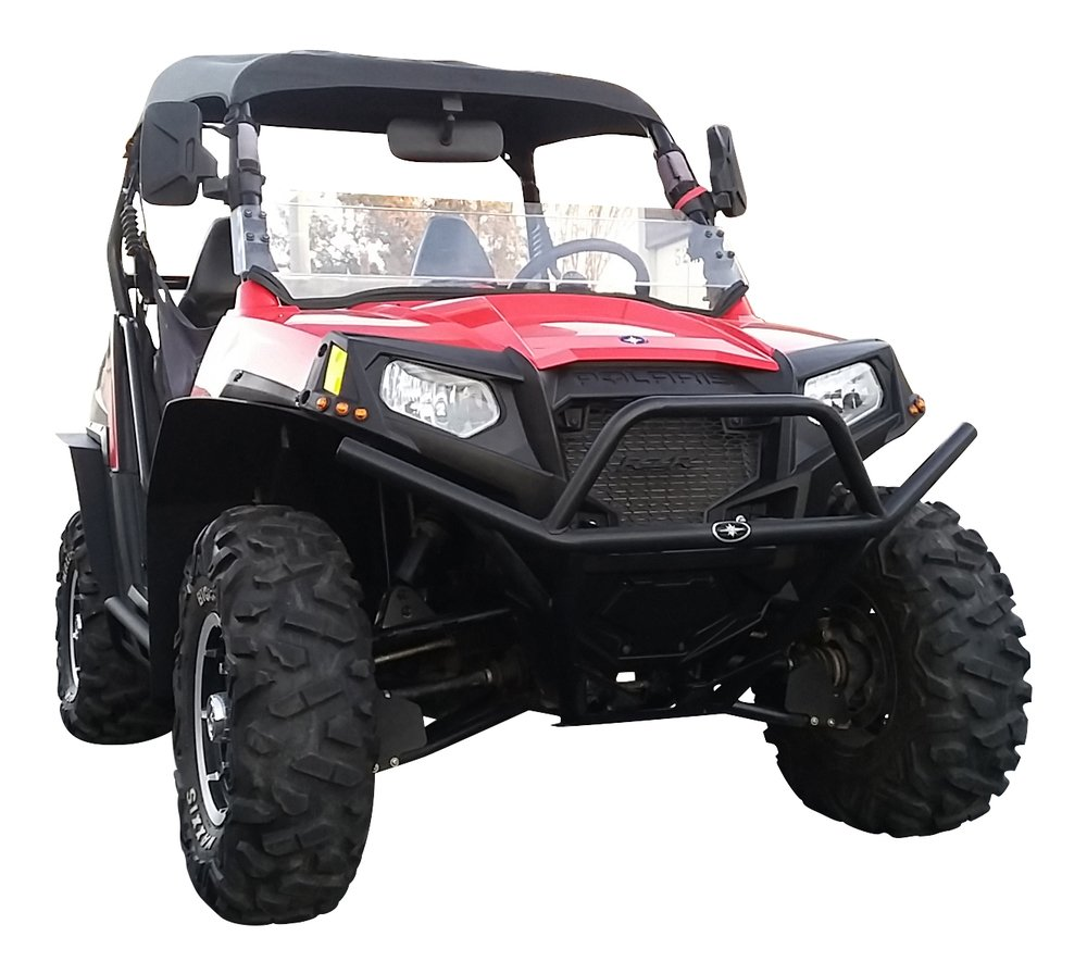 MudBusters HDPE fender extensions for Polaris RZR 570