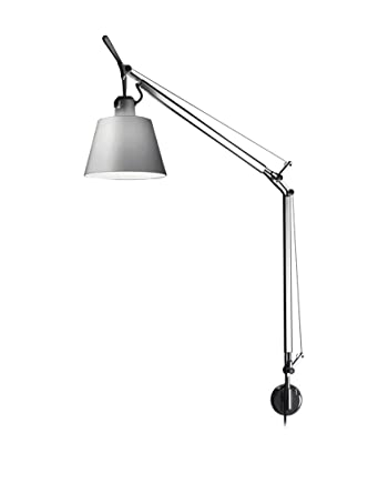 Artemide Tolomeo Lampe Murale Inclinee Satin Amazon Fr Luminaires