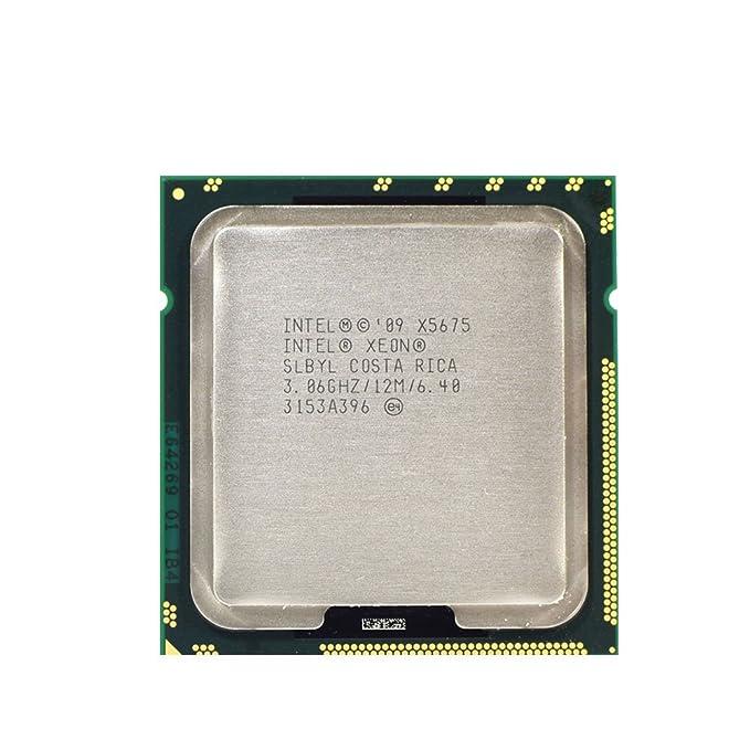 Intel Xeon Processor X5675 (12M Cache 3 06 GHz 6 40 GT/s Intel QPI)