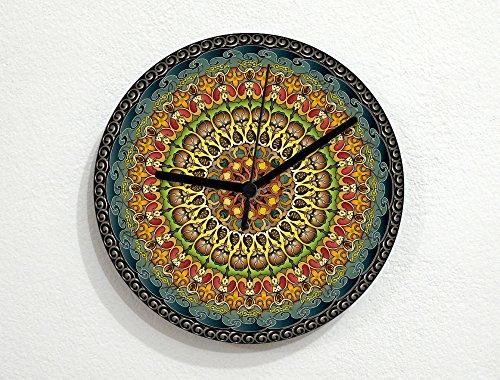 Mandala Kaleidoscope - Pattern Design- Geometry Textures & Shapes - Novelty Gift -