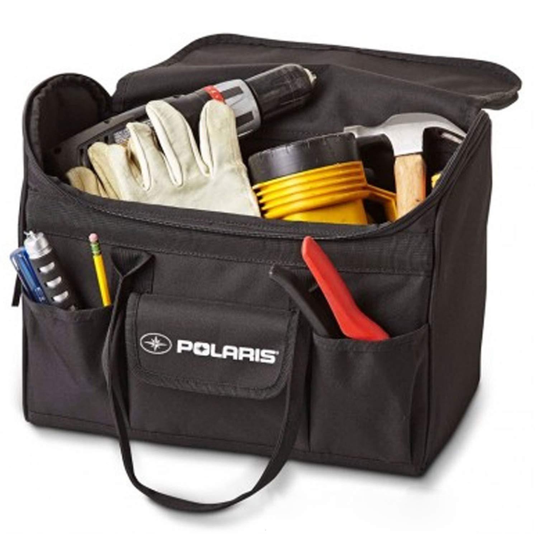 Polaris New OEM Black XL Tool & Parts Storage Bag, 2881129 by Polaris (Image #1)