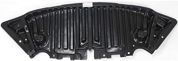 Front Engine Splash Shield For 2008-2012 Mercedes Benz C300 2010-2012 C250