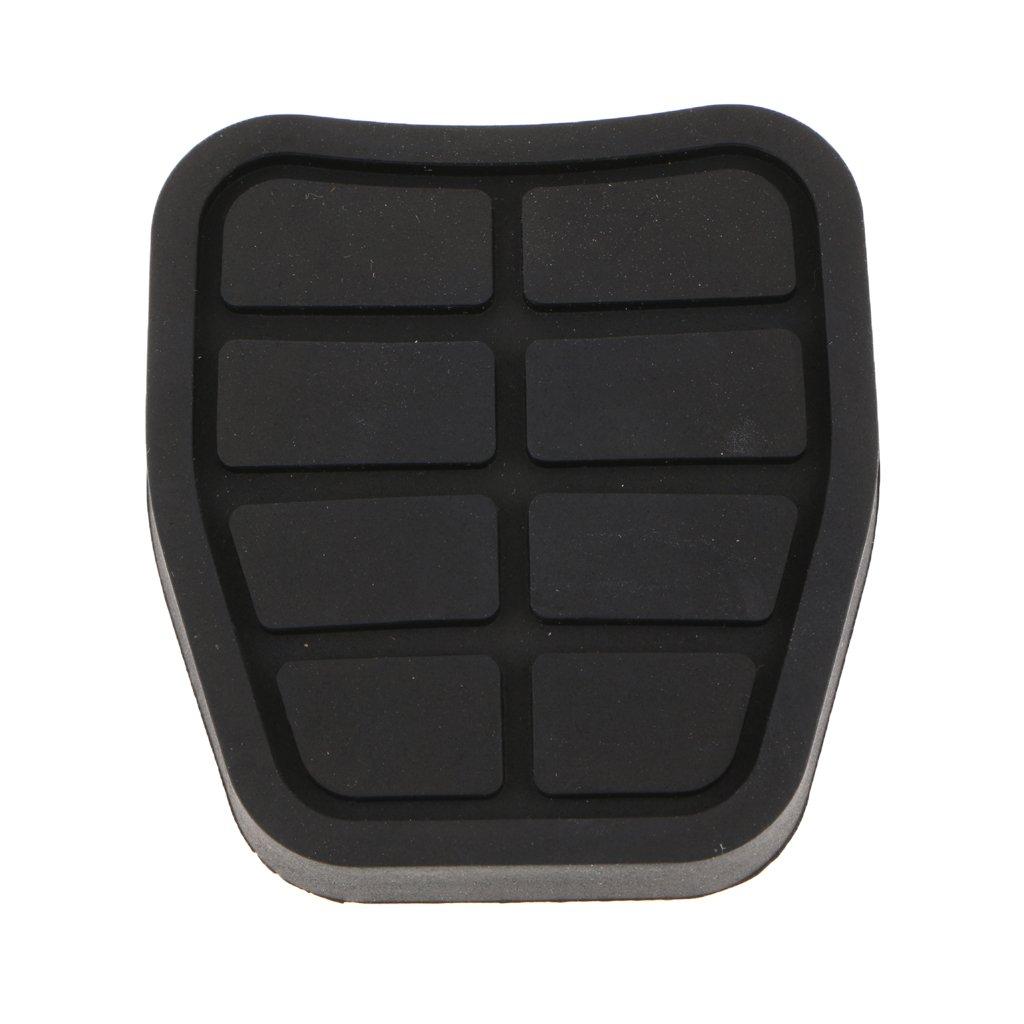 FLAMEER 2 St/ücke Auto Bremse Kupplung Pedal Pads F/ür Besch/ädigte Alte Pedal Abdeckung
