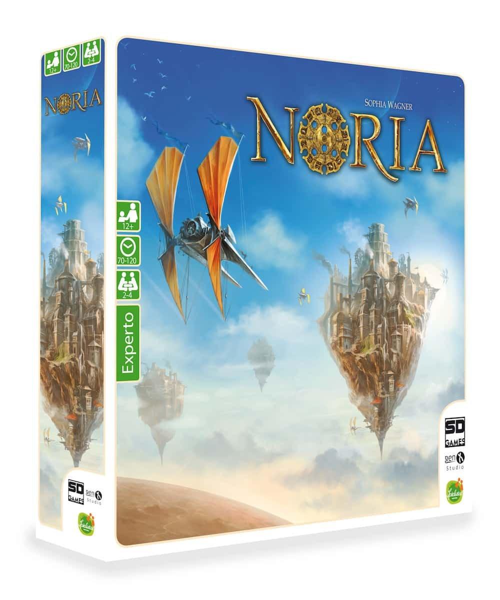 SD Games Set Riesenrad (sdg0noria01)