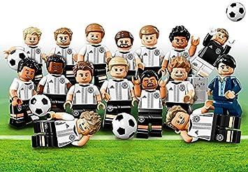 LEGO Bau- & Konstruktionsspielzeug Lego Neu DFB Serie 71014 Deutsch Fußball Minifigur Thomas Müller #13 Spieler Baukästen & Konstruktion