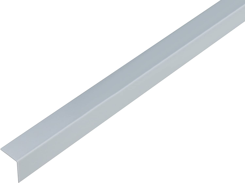 /Profilato angolare/ 1/pezzo 484668.0 /Plastica GAH-ALBERTS/ 1000/x 25/x 15/mm aluminiumgrau
