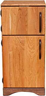 product image for Camden Rose Simple Fridge (Child's Cherry Wood Play Refrigerator)