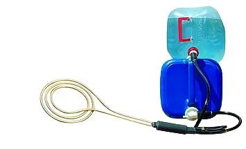 Zodi Outback Gear Fuego bobina del calentador de agua