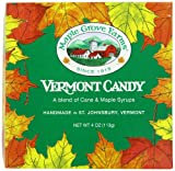 Maple Grove Farms Blended Maple Candy, Fancies & Leaf Shapes, 4 Ounce